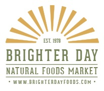 Brighter Day Natural Foods logo