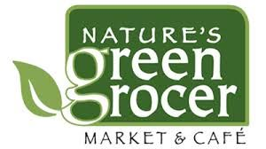 Nature's Green Grocer logo