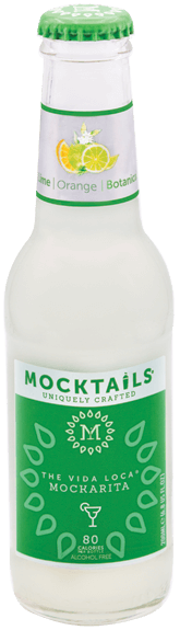 Mockarita bottle